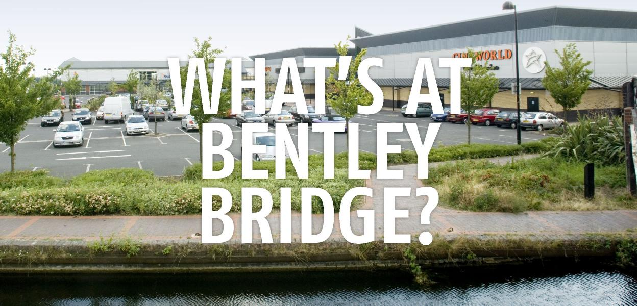 What's at Bentley Bridge Homepage Banner